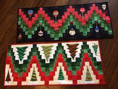 Christmas table runners