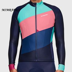 3e6fe7ad7b7 NEW 2017 MIMRAPR PRO TEAM CYCLING JERSEY LONG Sleeve Cycling Clothing Thin  style Ropa Ciclismo Factory