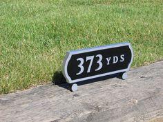 26 Best Golf Course Signage Images Signage Golf Golf Courses