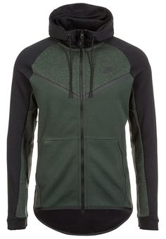 3fbce553af Pedir Nike Sportswear Sudadera con cremallera - outdoor green heather black  por 99