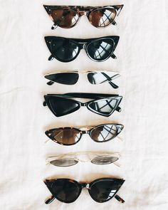 Ultimate cool-girl sunglasses ⚡Shop these babies now ~ www.vergegirl.com