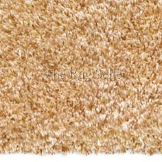 Soul Shaggy Rugs 16 in Beige - Free UK Delivery - The Rug Seller