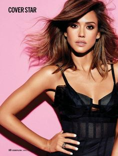 Jessica Alba - Cosmopolitan Magazine South Africa March 2016 Issue, Jessica Alba Style, Outfits, Clothes and Latest Photos. Jessica Alba Hot, Jessica Alba Style, Taurus, Jessica Alba Pictures, Wattpad, Hollywood Celebrities, Female Celebrities, Beautiful Celebrities, Beautiful Women
