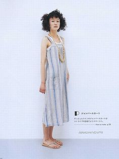 Lovely Wardrobes by Yoshiko Tsukiori - Japanese Sewing Pattern Book for Women - Happy Homemade Vol.1 - 3 by JapanLovelyCrafts, via Flickr