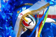 Carnaval dos Caretas de Triunfo, Sertão pernambucano.  Créditos: Rogério de Brito.