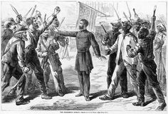 This day in 1866, the New Orleans Massacre began when white mobs attacked African Americans and white Republicans at a voting rights convention, killing 238 people and wounding 46.
