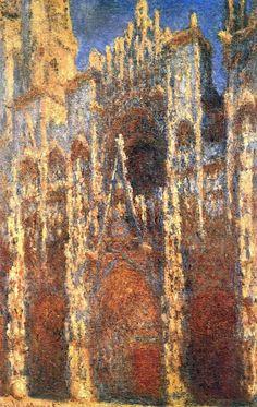 ARTE Y ARTISTAS: Claude Monet - parte 20 1891 - 1893 (1894)