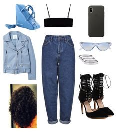 """Work your style"" by sanrosan ❤ liked on Polyvore featuring Boutique, Alexander Wang, Balenciaga, Apple and MANGO"
