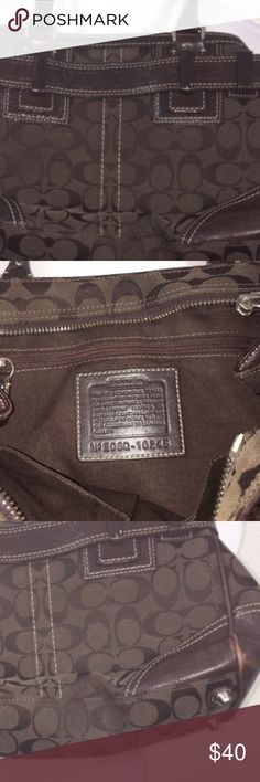 EUC COACH PURSE EUC COACH PURSE Coach Bags