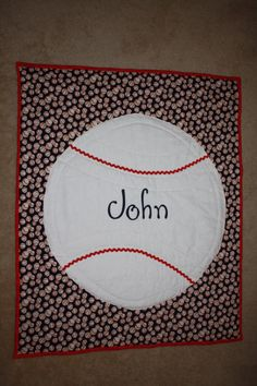 Baseball Baby Quilt Pattern Baby Quilt Patterns