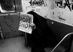 NYC Subway byBruce Davidson