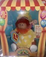 Cabbage Patch Kids Clown Girl Flora Lanette Baby Doll Vintage 1986 In Box Cabbage Patch Kids Patch Kids Cabbage Patch
