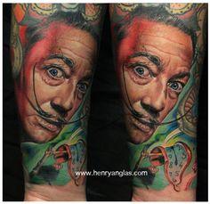 #tattoo by Henry Anglas Padilla