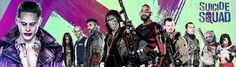 NEW !!! Movie Banner from Suicide Squad