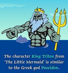 006 Gatorade is a Greek mythology allusion because inside of
