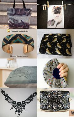 Black Elegance by carole on Etsy--Pinned with TreasuryPin.com