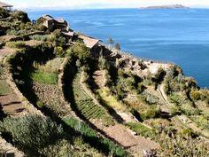 A Very Beautiful Island In Bolivia - Isla del Sol #bolivia