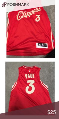 fd8aaab79 Chris Paul Clippers jersey Great condition adidas Other