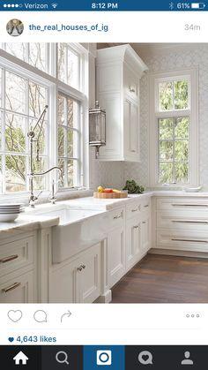 Gorgeous Slate Grey Kitchen  Kips Bay House  Kitchens & Eating Custom Design My Kitchen Layout 2018