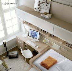 Modernes Modèles de chambre ado