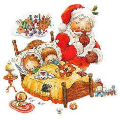 Santa Claus by Giordano