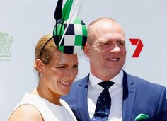 The Queen's granddaughter Zara Phillips and her husband Mike Tindall attended the Magic Millions Raceday on January 14, 2017 in Gold Coast, Australia.