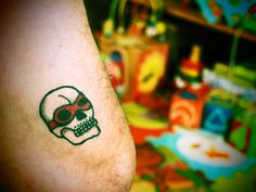 Tattoo OldBone Print Tattoos