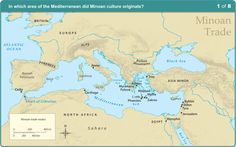 Learn about the ancient Minoan Trade routes in the Mediterranean and how through the simple trading of goods; ideas, beliefs and cultures were influenced. Click here for full screen This course can be found in our World History A course Course Details: K12 Intermediate World History A surveys the story of the human past from …