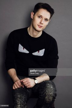 Actor Samuel Barnett is photographed for The Picture Journal on October 26, 2016 in London, England.