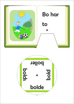 Drejebøger9 3 Special Needs, First Grade, Nye, Preschool, Chart, Teaching, Danish Language, 2nd Grades, Grammar