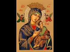 Novena To Our Lady Of Perpetual Help - A POWERFUL & MIRACULOUS Fully Guided Novena - YouTube