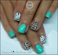 Beautiful Nail Designs Summer 2014 imgba4289581071cd7ab