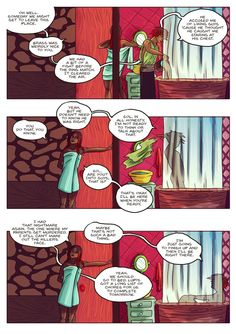 Chapter 2 - Butterfly Effect - Page 9 by ssst.deviantart.com on @DeviantArt