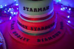 #davidbowie #Bowie #Labyrinth #photography #glamrock #party #goblinking #trashphotography #30th #birthday #rockandroll #ziggystardust #sequins #fashion #glam #glitter #typography #handdrawn #handtype #typeart #lettering #signwriting #balloons #lights #3dtype #woodwork #handmade #wecanbebowie #levis #bowiejacket #fancydress #mohawk #bighair #cake #birthdaycake #cakedecorating