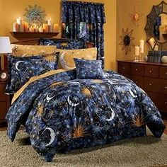 I want this Celestial bedding so bad <3