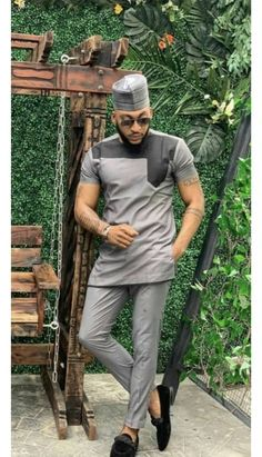 African Wear Styles For Men, African Shirts For Men, African Dresses Men, African Attire For Men, African Clothing For Men, Nigerian Men Fashion, African Print Fashion, Mens Fashion, African Prints