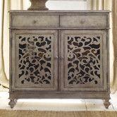 Found it at Wayfair - Hooker Furniture Melange Filigree 2 Drawer Hall Chest