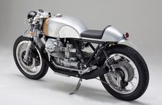 Moto Guzzi Le Mans III By Kaffee Maschine
