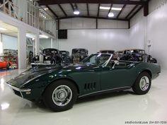 1968 Chevrolet Corvette COPO convertible - Visit www.schmitt.com for more details!