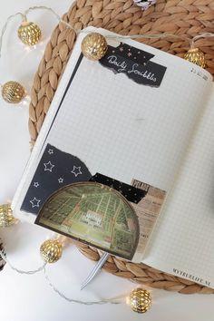 Dark academia journal setup for October 2021 - My True Life October, Notebook, Journal, Dark, Life, The Notebook, Exercise Book, Notebooks
