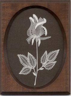 Paličkované obrázky Needle Lace, Bobbin Lace, Romanian Lace, Lace Art, Irish Lace, Lace Patterns, Tatting, Needlework, Embroidery