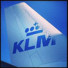 We have asked our colleagues to send in their KLM pics for Instagram! The coming months we will share these photo's with you! They will be tagged with crewphoto! This is the first one!