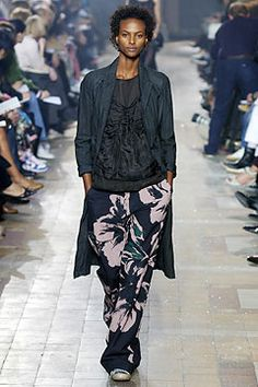 Dries Van Noten | Spring 2004 Ready-to-Wear Collection | Style.com