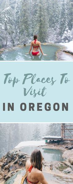 10 Reasons To Skip Iceland And Head To Oregon Instead Places to travel 2019 A guide to the top 10 beautiful places to visit in Oregon! From hidden hot springs to incredible waterfalls, here is a list of all the best destinations in Oregon. Oregon Travel, Oregon Vacation, Oregon Road Trip, Vacation Spots, Travel Usa, Travel Info, Travel Tips, Travel Plane, Road Trips