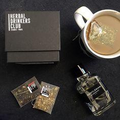 Herbal Drinkers Club, la tisane pour les bonhommes (ou pas)
