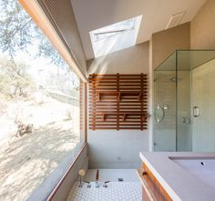 House in Trees by Anonymous Architects
