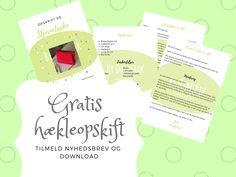 Sådan hækler du en smuk taske med - By Damsbak % Dresden Quilt, Diy And Crafts, Crochet Patterns, Place Card Holders, Quilts, Sewing, Knitting, Inspiration, Crochet Shawl