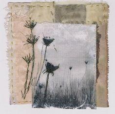 Walthamstow Weeds. Cas Holmes