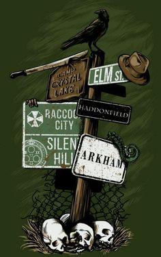 Art of Horror Blood Guts n Gore Horror Movies Funny, Horror Movie Characters, Classic Horror Movies, Iconic Movies, Scary Movies, Horror Movie Tattoos, Halloween Horror, Halloween Art, Horror Party