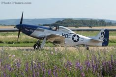 North American P-51D Mustang - Miss Helen
